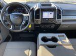 White[Oxford White] 2019 Ford Super Duty F-250 SRW Strng Wheel/Dash Photo: Frm Rear in Edmonton AB