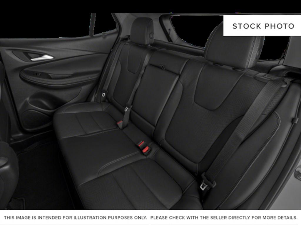White[Summit White] 2022 Buick Encore GX Left Side Rear Seat  Photo in Lethbridge AB