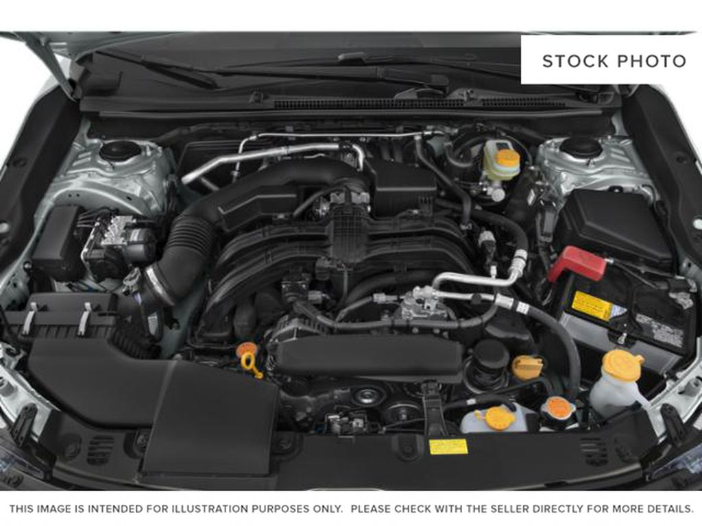 Blue[Dark Blue Pearl] 2021 Subaru Crosstrek Engine Compartment Photo in Lethbridge AB
