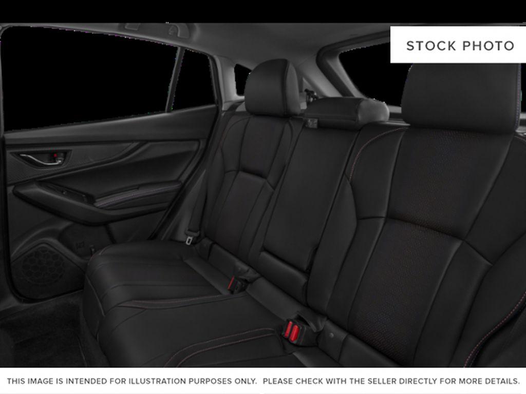 Blue[Dark Blue Pearl] 2021 Subaru Crosstrek Left Side Rear Seat  Photo in Lethbridge AB