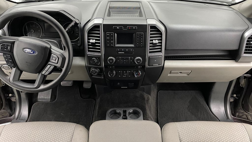 Red[Magma] 2018 Ford F-150 XLT 4WD - 3.5L EcoBoost, SupreCrew, Running Boards Central Dash Options Photo in Winnipeg MB