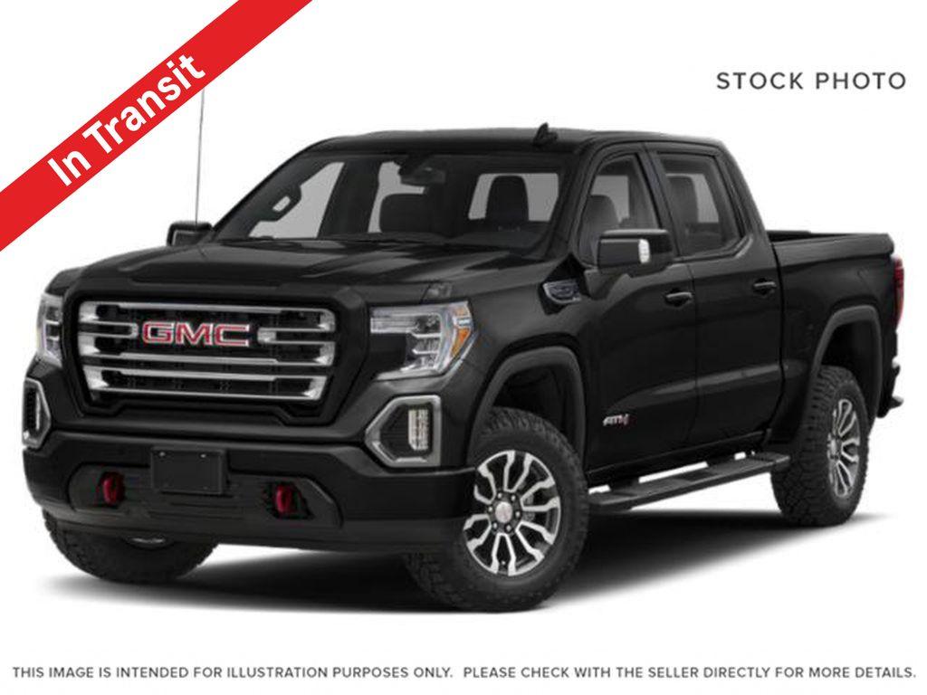 Black[Onyx Black] 2021 GMC Sierra 1500 AT4