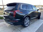 Black[Manhattan Noir Metallic] 2020 Cadillac XT6 Premium Luxury Right Rear Corner Photo in Calgary AB