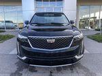 Black[Manhattan Noir Metallic] 2020 Cadillac XT6 Premium Luxury Front Vehicle Photo in Calgary AB