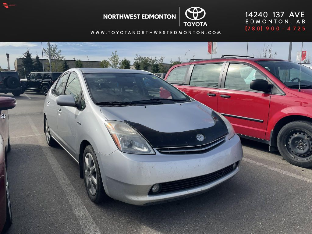 Silver 2008 Toyota Prius 5DR HB