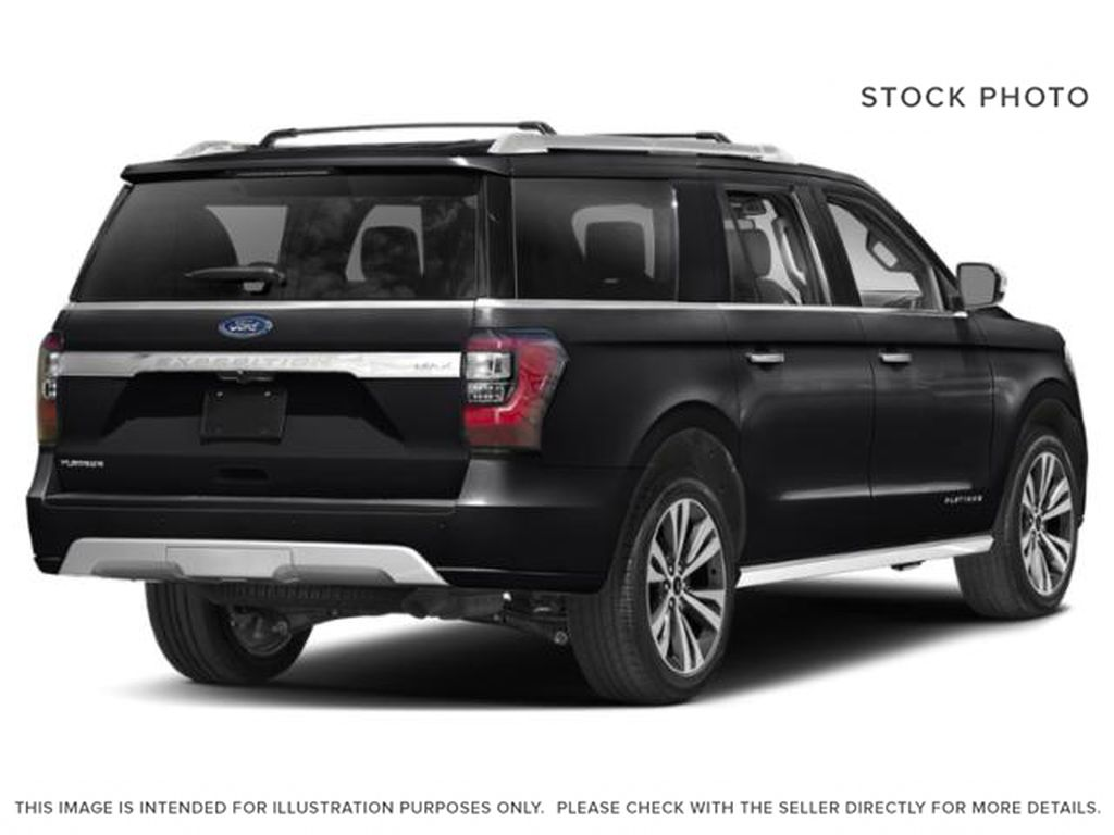Black[Agate Black] 2021 Ford Expedition Right Rear Corner Photo in Dartmouth NS