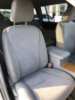 Silver[Classic Silver Metallic] 2009 Toyota Highlander Hybrid Right Side Front Seat  Photo in Kelowna BC