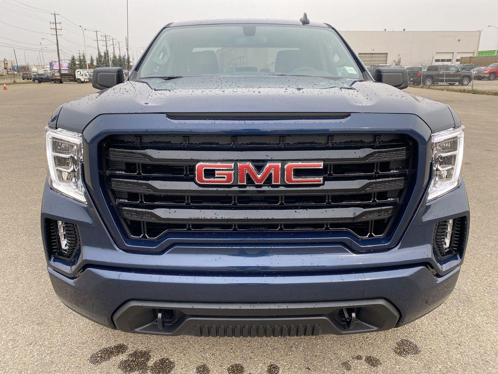Blue[Pacific Blue Metallic] 2021 GMC Sierra 1500 Front Vehicle Photo in Edmonton AB