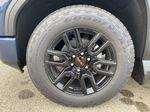 Blue[Pacific Blue Metallic] 2021 GMC Sierra 1500 Left Front Rim and Tire Photo in Edmonton AB