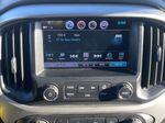White[Summit White] 2017 Chevrolet Colorado Radio Controls Closeup Photo in Edmonton AB