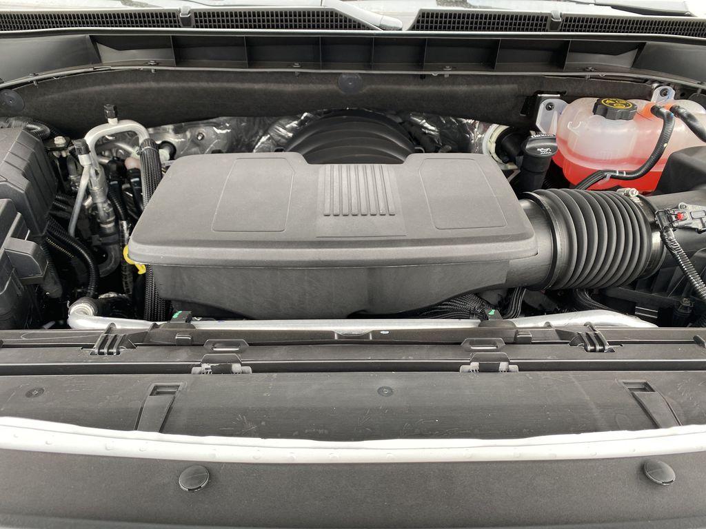 White[White Frost Tricoat] 2021 GMC Yukon XL Engine Compartment Photo in Edmonton AB