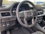 White[White Frost Tricoat] 2021 GMC Yukon XL Steering Wheel and Dash Photo in Edmonton AB