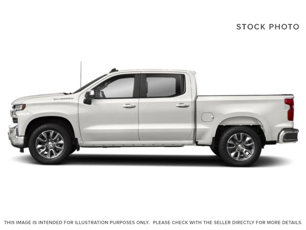 White[Iridescent Pearl Tricoat] 2020 Chevrolet Silverado 1500 Left Side Photo in Fort Macleod AB
