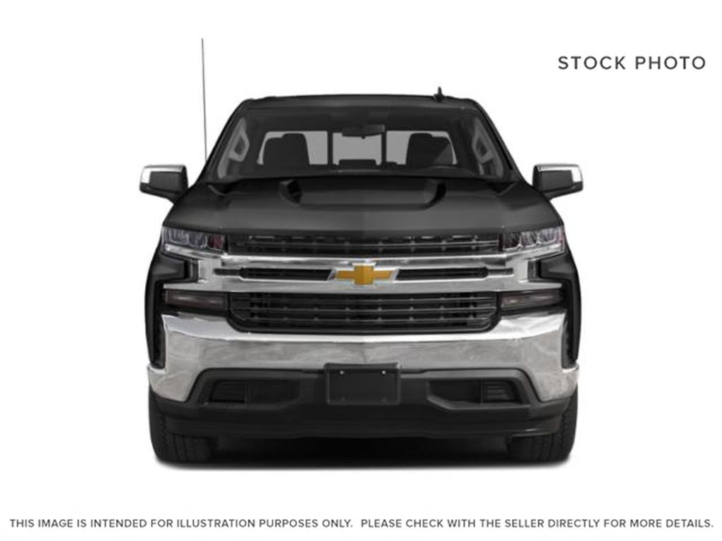 White[Iridescent Pearl Tricoat] 2020 Chevrolet Silverado 1500 Front Vehicle Photo in Fort Macleod AB
