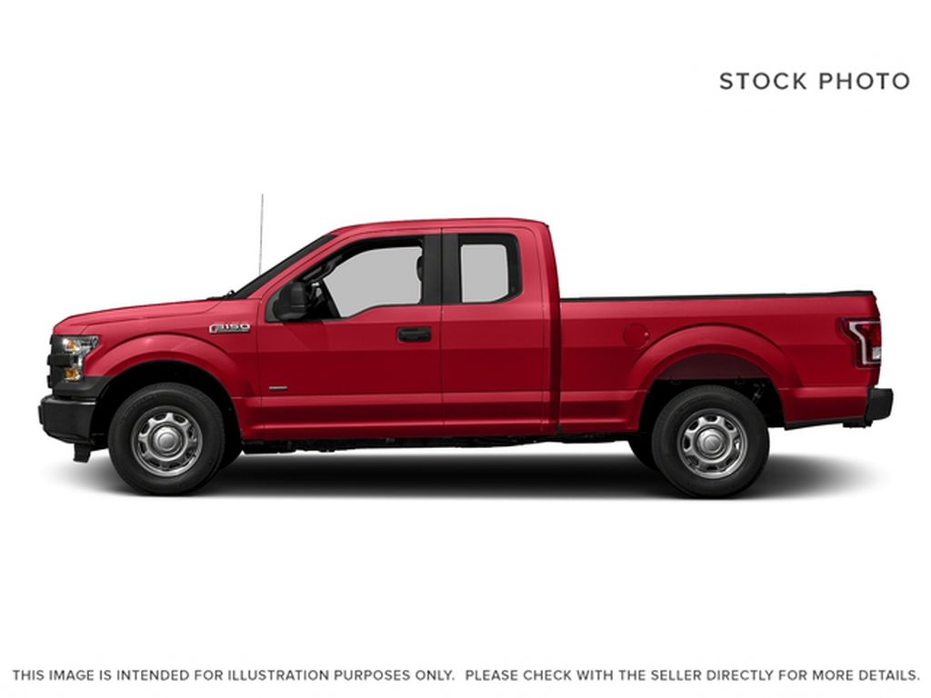 Red[Race Red] 2017 Ford F-150 Left Side Photo in Fort Macleod AB