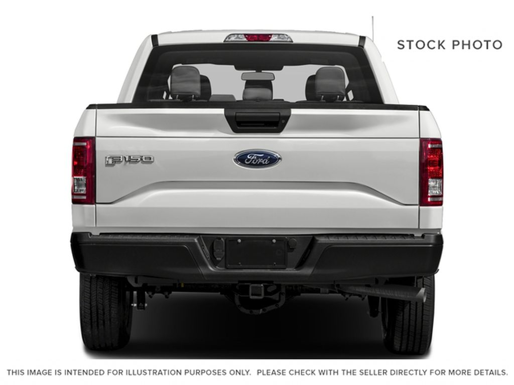Red[Race Red] 2017 Ford F-150 Rear of Vehicle Photo in Fort Macleod AB