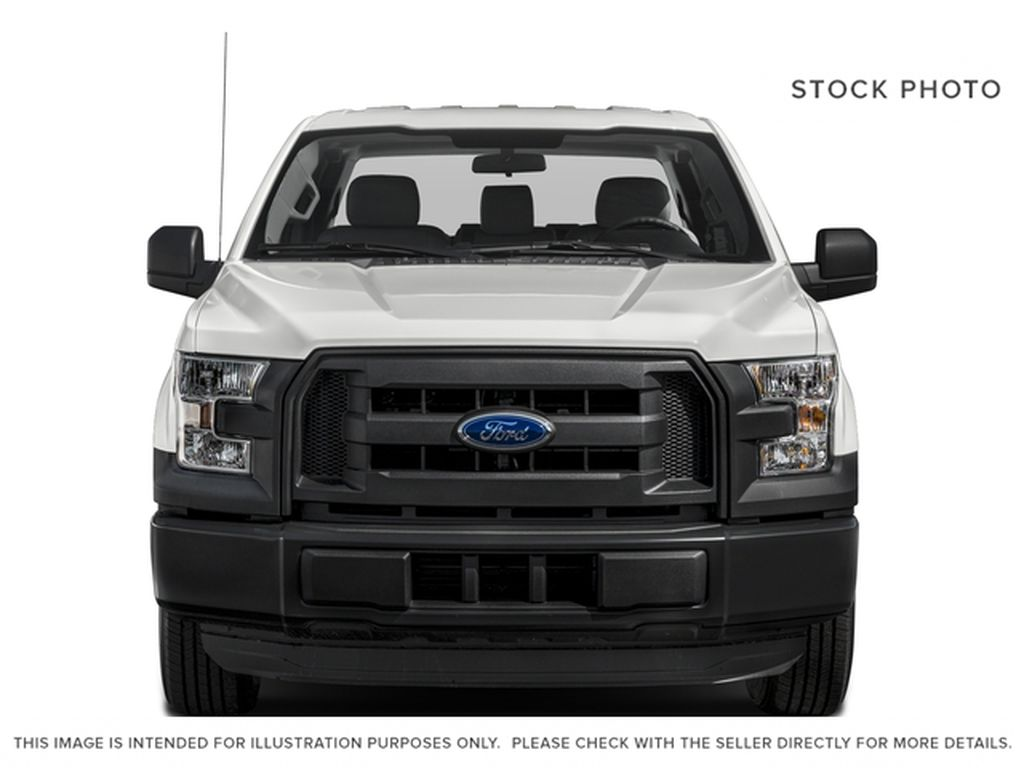 Red[Race Red] 2017 Ford F-150 Front Vehicle Photo in Fort Macleod AB