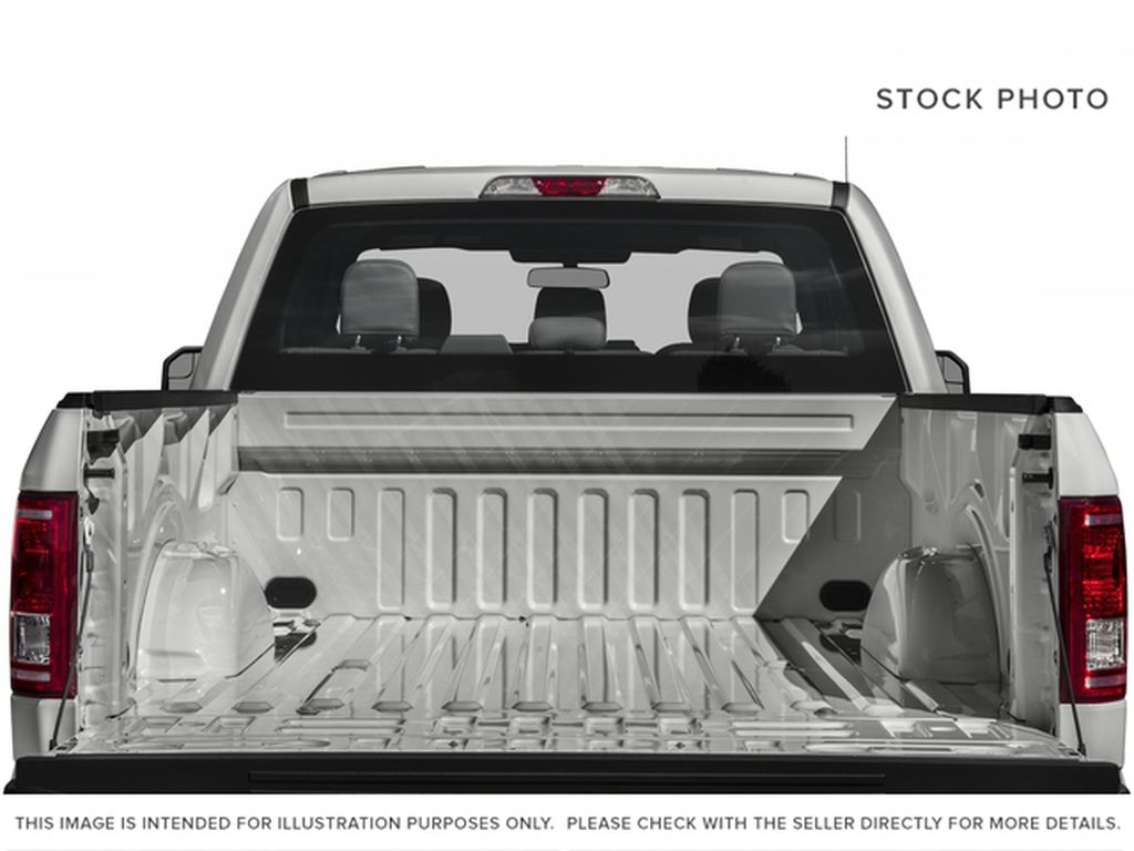 Red[Race Red] 2017 Ford F-150 Trunk / Cargo Area Photo in Fort Macleod AB
