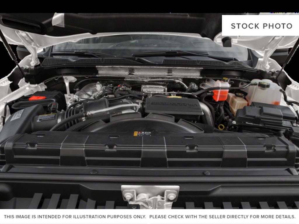 Blue[Pacific Blue Metallic] 2020 GMC Sierra 2500HD Engine Compartment Photo in Fort Macleod AB