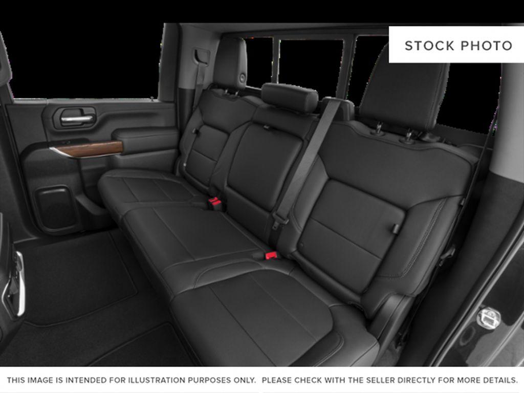 Blue[Pacific Blue Metallic] 2020 GMC Sierra 2500HD Left Side Rear Seat  Photo in Fort Macleod AB