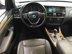 Black[Black Sapphire Metallic] 2013 BMW X3 35I XDRIVE Left Front Seat Photo in Sherwood Park AB