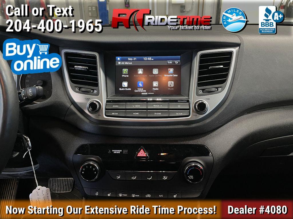 Gray[Coliseum Grey] 2018 Hyundai Tucson Premium AWD - Heated Seats, Backup Camera Additional Photo 1 in Winnipeg MB