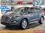 Gray[Coliseum Grey] 2018 Hyundai Tucson Premium AWD - Heated Seats, Backup Camera Primary Photo in Winnipeg MB
