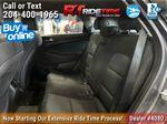 Gray[Coliseum Grey] 2018 Hyundai Tucson Premium AWD - Heated Seats, Backup Camera Left Side Rear Seat  Photo in Winnipeg MB