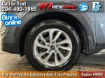 Gray[Coliseum Grey] 2018 Hyundai Tucson Premium AWD - Heated Seats, Backup Camera Left Front Rim and Tire Photo in Winnipeg MB