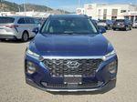 Blue[Stormy Sea] 2019 Hyundai Santa Fe Front Vehicle Photo in Kelowna BC