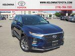 Blue[Stormy Sea] 2019 Hyundai Santa Fe Primary Photo in Kelowna BC
