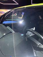 Silver[Silver Sky Metallic] 2020 Toyota Tacoma 4WD Windshield in Orange CA