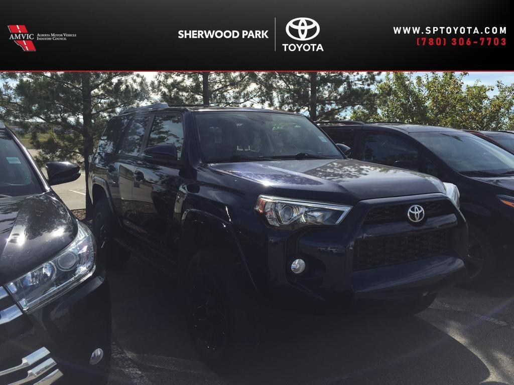 Blue[Nautical Blue Metallic] 2014 Toyota 4Runner SR5 LIFTED 4X4
