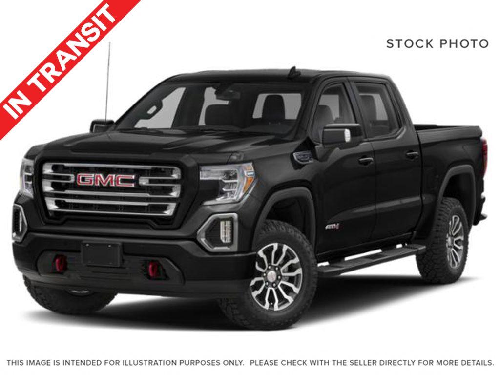 Black[Onyx Black] 2021 GMC Sierra 1500
