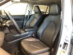 Celestial Silver Metallic 2021 Toyota Highlander Hybrid XLE Central Dash Options Photo in Edmonton AB