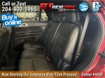 Red[Ruby Red Metallic Tinted Clearcoat] 2014 Ford Explorer XLT 4WD - Leather, Navigation, 7 Passenger Left Side Rear Seat  Photo in Winnipeg MB