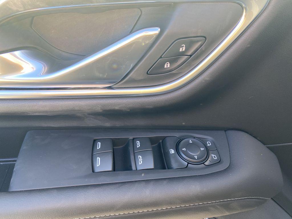 White[Summit White] 2021 GMC Yukon XL  Driver's Side Door Controls Photo in Edmonton AB
