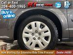 Silver[Billet Silver Metallic] 2016 Dodge Grand Caravan CVP - 7 Passenger, EASY APPROVALS Left Front Rim and Tire Photo in Winnipeg MB