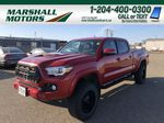 Red 2017 Toyota Tacoma TRD SPORT *Heated Seats* *Lifted* Primary Photo in Brandon MB