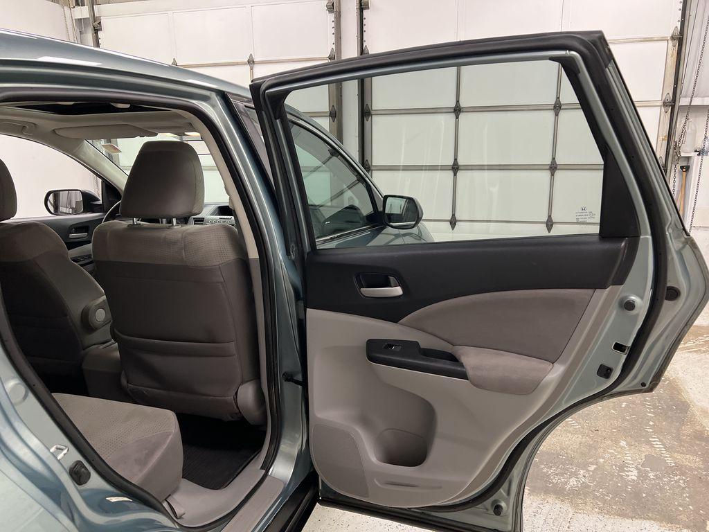 Blue[Twilight Blue Metallic] 2012 Honda CR-V Right Rear Interior Door Panel Photo in Dartmouth NS