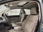 Blue[Twilight Blue Metallic] 2012 Honda CR-V Left Front Interior Photo in Dartmouth NS