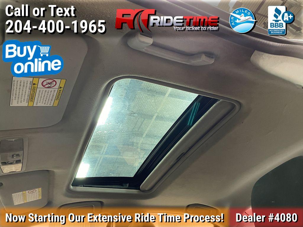 Silver[Alloy Silver] 2016 Mitsubishi Lancer SE LTD - Heated Seats, Backup Camera, Sunroof Sunroof Photo in Winnipeg MB