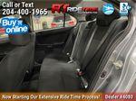 Silver[Alloy Silver] 2016 Mitsubishi Lancer SE LTD - Heated Seats, Backup Camera, Sunroof Left Side Rear Seat  Photo in Winnipeg MB