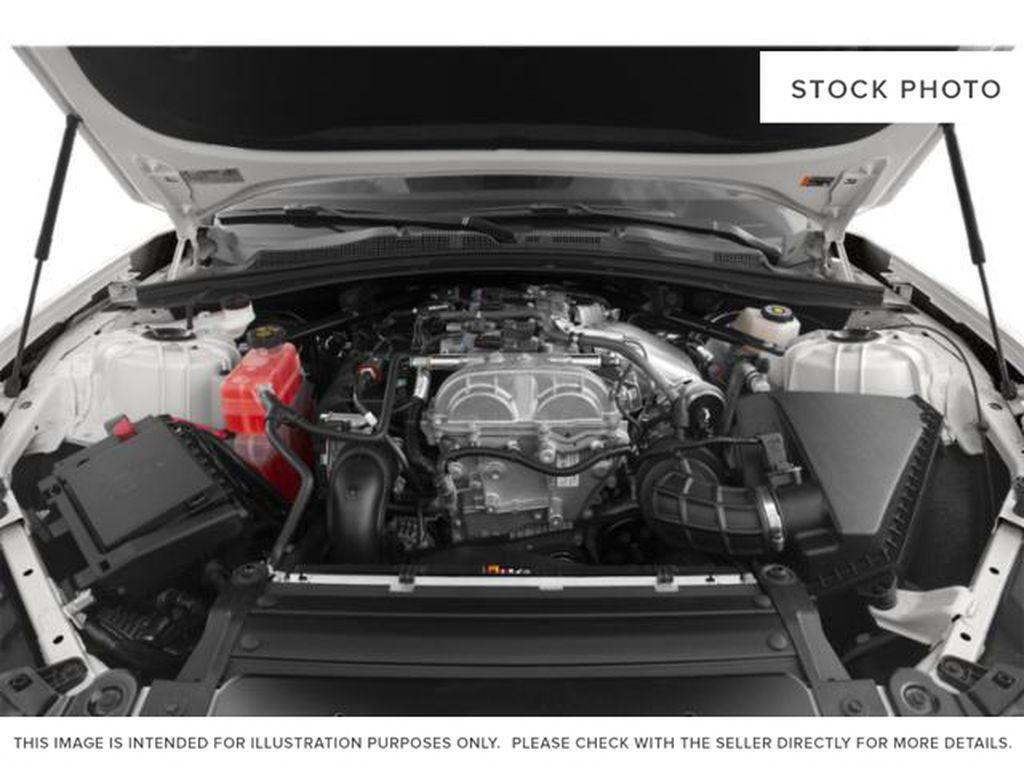 2021 Chevrolet Camaro Engine Compartment Photo in Barrhead AB