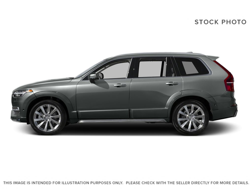 2016 Volvo XC90 Left Side Photo in Barrhead AB