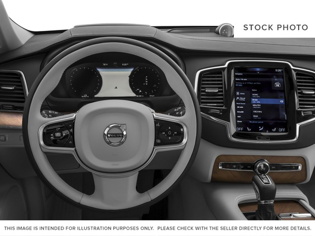 2016 Volvo XC90 Steering Wheel and Dash Photo in Barrhead AB