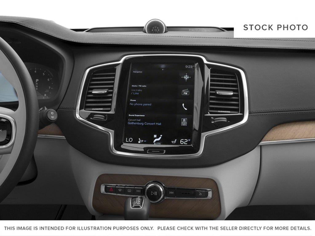 2016 Volvo XC90 Radio Controls Closeup Photo in Barrhead AB