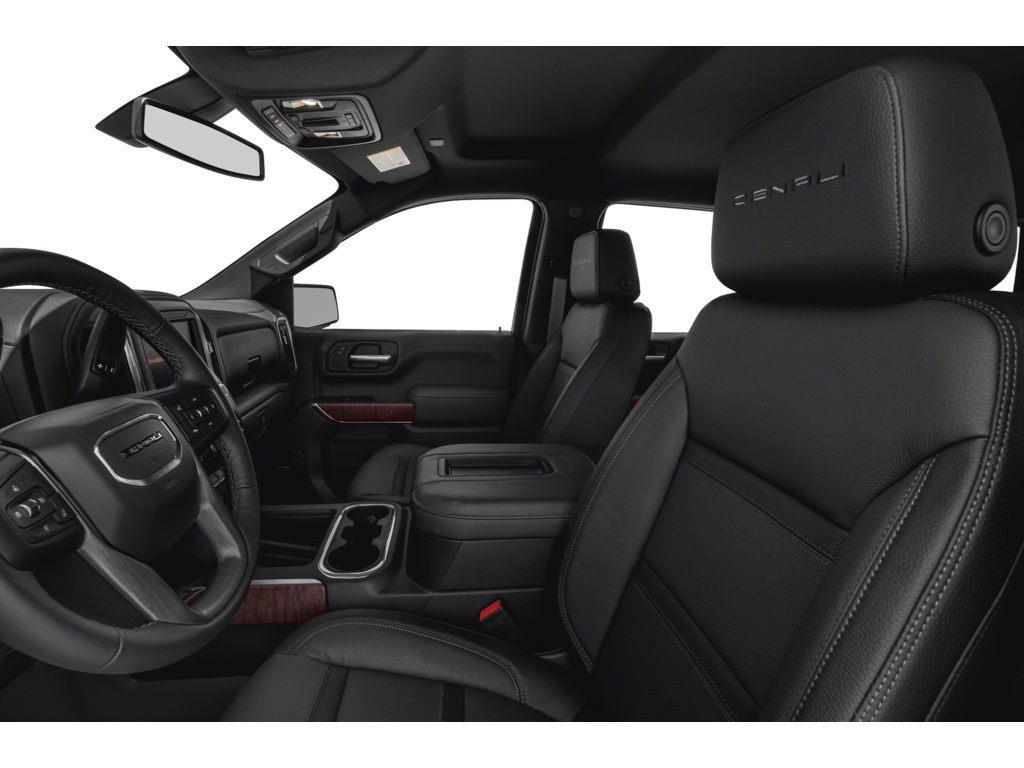 Grey 2021 GMC Sierra 1500 Left Front Interior Photo in Barrhead AB