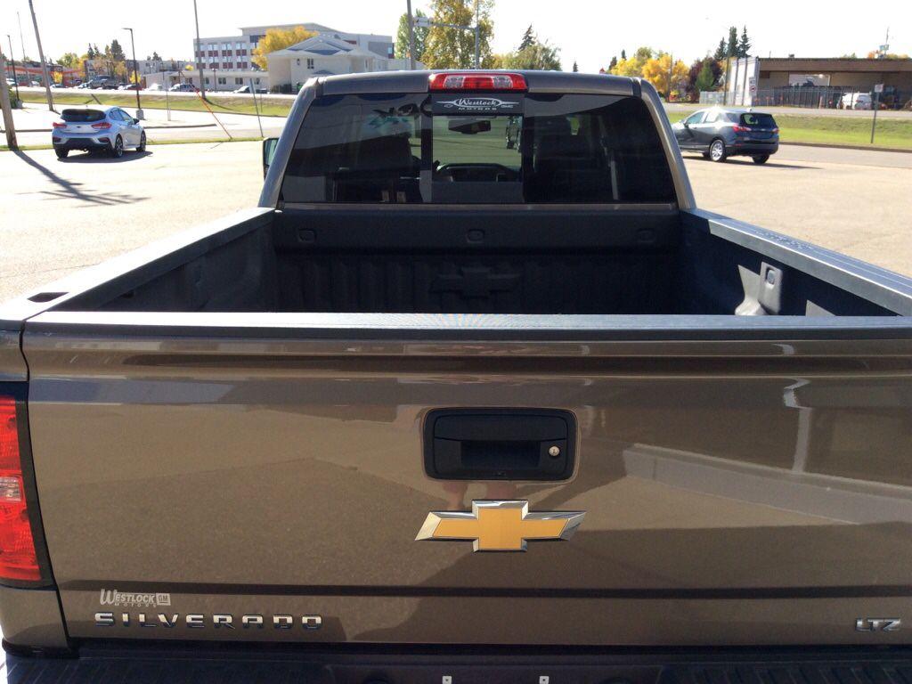 Grey 2015 Chevrolet Silverado 1500 Sunroof Photo in Westlock AB