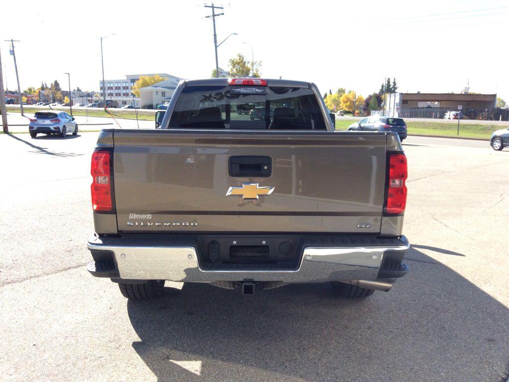 Grey 2015 Chevrolet Silverado 1500 Driver's Side Door Controls Photo in Westlock AB